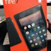 新しいFire 7が届いたのでと前のFire HD 8を比較してみた。 | More Access! More Fun!