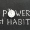目標には2種類ある。習慣化する目標と、スケジュールを立てる目標